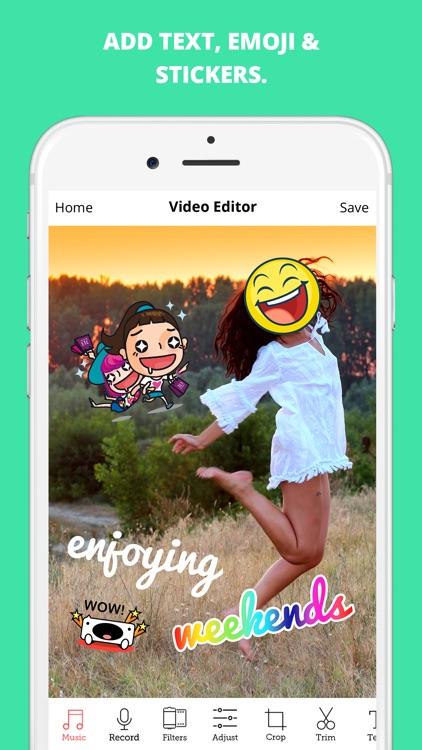 VLINT Video Editor for Instagram & YouTube screenshot-3
