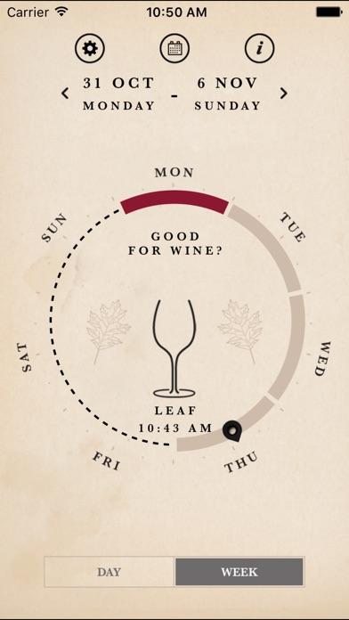 When Wine Tastes Best app image