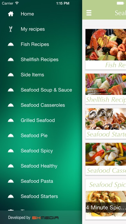 Seafood Recipes - share best cooking tips, ideas