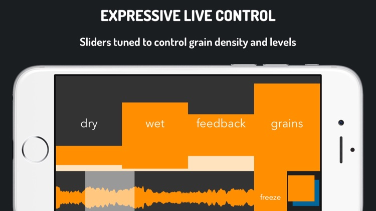 GrainProc: live granular synthesis screenshot-4