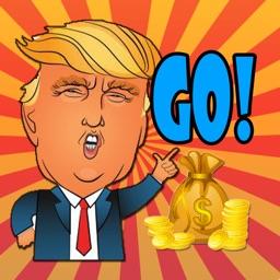 Trump Runner Millionaire Dash Dump On The Run