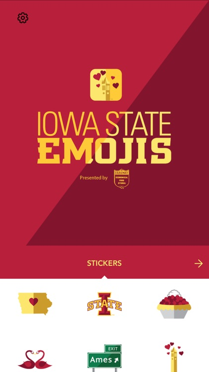 Iowa State Emojis screenshot-1