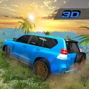 疯狂 4 x 4 普拉多越野 2017-驾驶模拟器