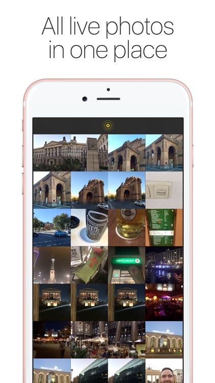 Live Photos to GIF / Video and Ordinary Photos