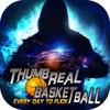 拇指篮球-天天来投篮