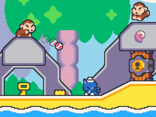 Super Cat Tales Screenshot