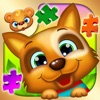 123 Kids Fun ANIMATED PUZZLE - Slide Puzzle Games