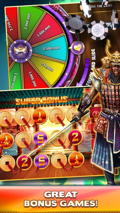 Slots Games Free Spins