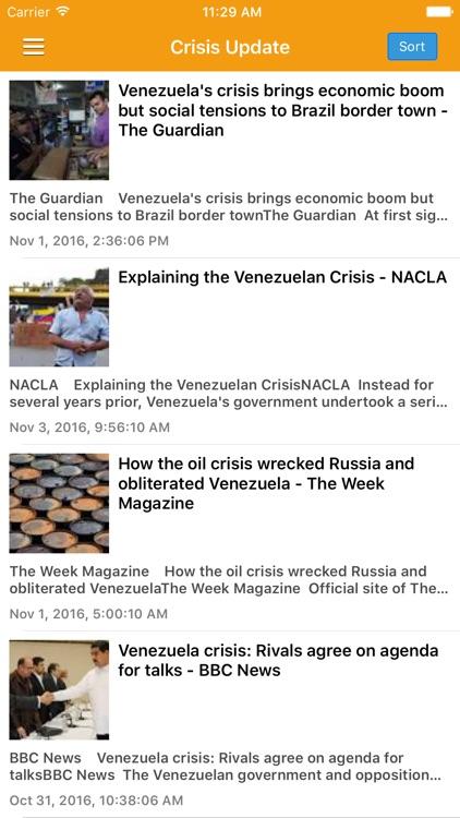 Venezuela News Today & Caracas Radio Free screenshot-3