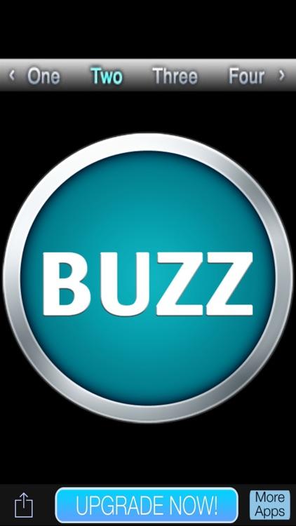 Gameshow Buzz Button
