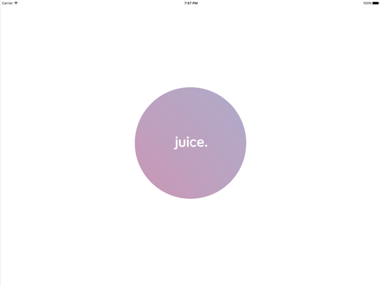 juice. - animation prototyping tool screenshot one