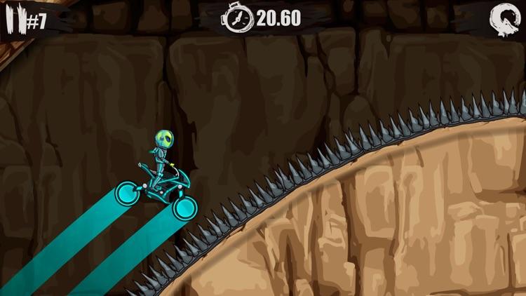 Moto X3M Bike Race Game screenshot-3