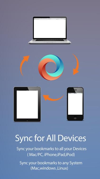 Sync Browser  - Sync for IE,Firefox,Safari,Chrome