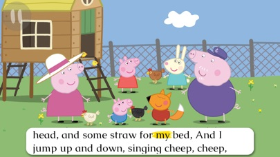 download Peppa Pig Book: The Great Easter Egg Hunt apps 1