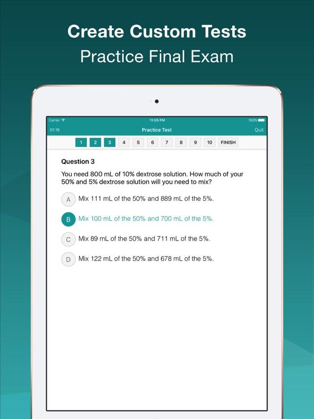 Ptcb Smart Test Prep Ptce Pharmacy Tech Exam On The App Store
