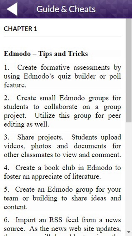 App Guide for Edmodo screenshot-3
