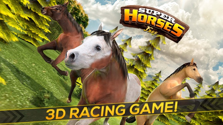 Super Horses: The Famous Horse Racing Challenge screenshot-0
