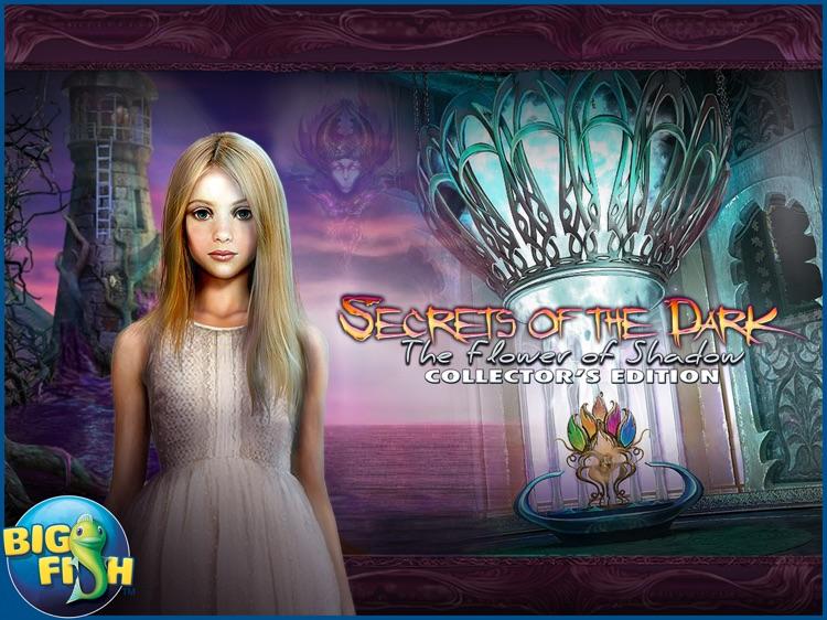 Secrets of the Dark: The Flower of Shadow screenshot-4