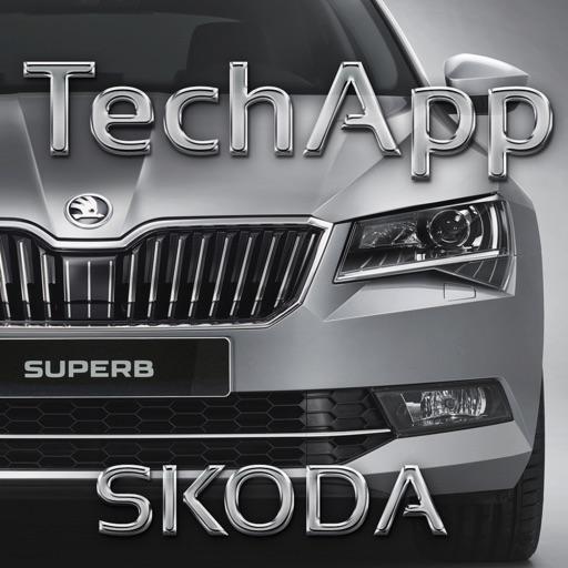 TechApp for Skoda