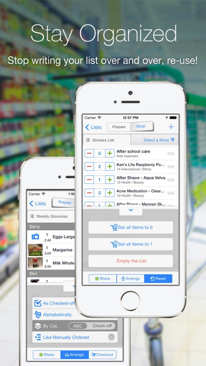 Grocery Gadget Free