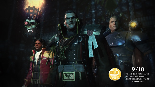 Eisenhorn: XENOS Screenshot