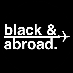 Black & Abroad Sticker Pack
