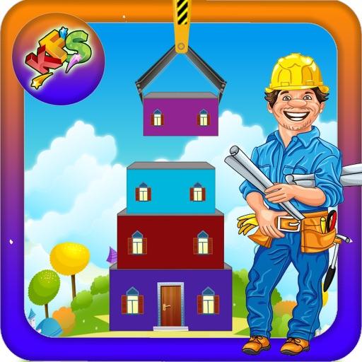 Build a building – Tower skyscraper builder game
