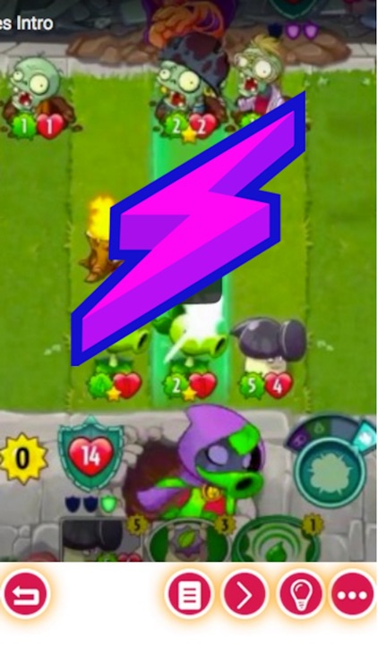 Fast Play Guide For Plants vs. Zombies Heroes Pro