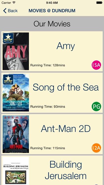 Movies-At Cinemas