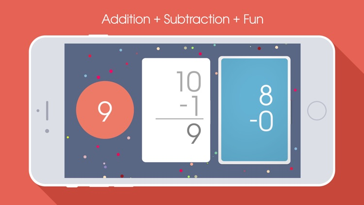 NomoCards Addition & Subtraction Flash Cards screenshot-4