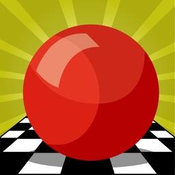 Rolling Ball Fall Down Endless Jump Sky Adventure