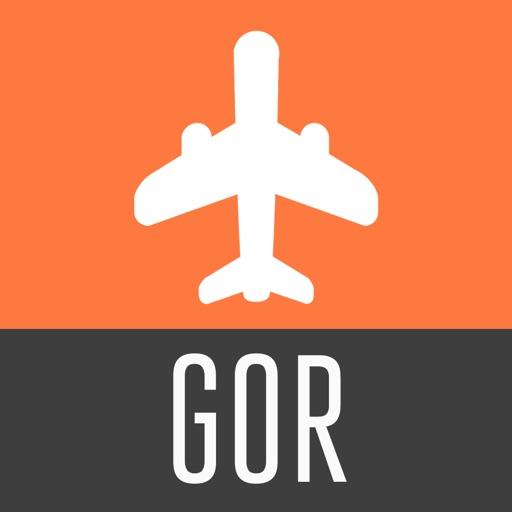 Gori Travel Guide with Offline City Street Map