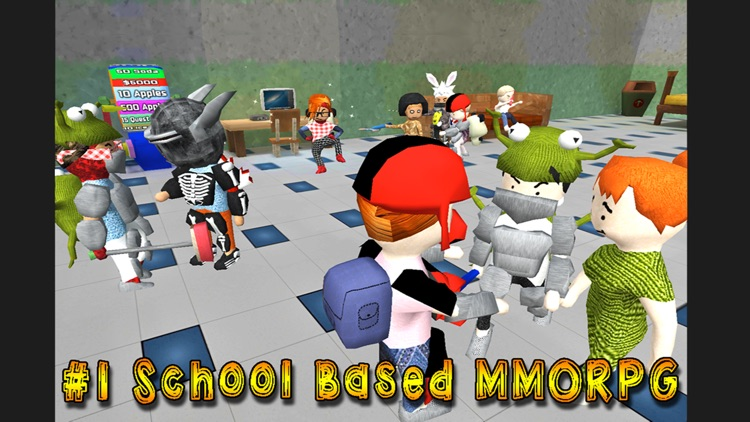 School of Chaos Online MMORPG screenshot-1