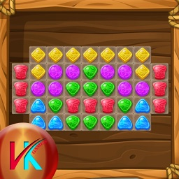 Match The Gem Puzzle Game