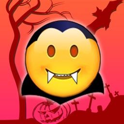 Fa.moji halloween emoji costume free sticker mojo
