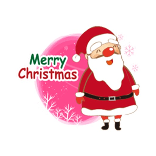 Santa Claus - Merry ChristMas Stickers Vol4