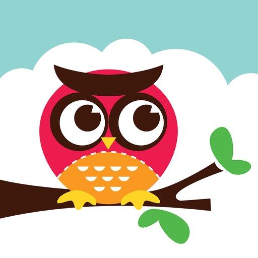 ABC Owl Spanish - Kids Fun Alphabet Games