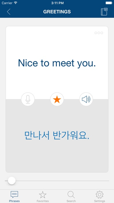 Learn korean phrases words by bravolol limited ios united states screenshots m4hsunfo