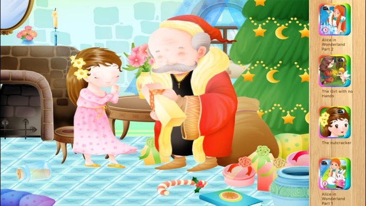 The Nutcracker-Interactive Book  iBigToy screenshot-4