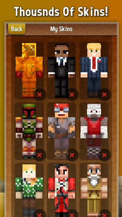Skins for Minecraft   Boy & Girl Minecraft Skins screenshot-4