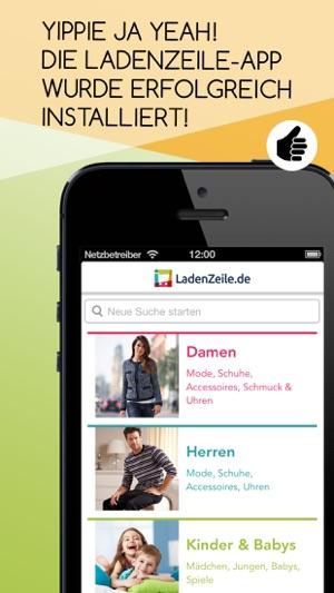 16102bb122bde0 LadenZeile - Shopping im App Store