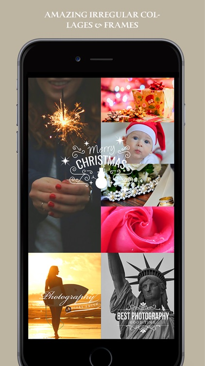 Photo Stitch Max - selfie editor & camera blender screenshot-3