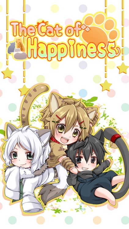 The Cat of Happiness 【Otome game : kawaii】