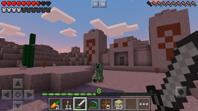Minecraft On The App Store - Minecraft gta spiele