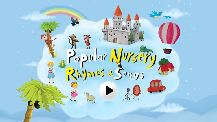 Popular Nursery Rhymes & Songs For Children