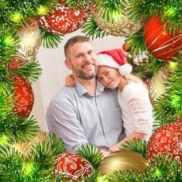 Creative Christmas Frames - Colorful Frames