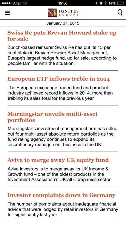 Ignites Europe by Money-Media, Inc