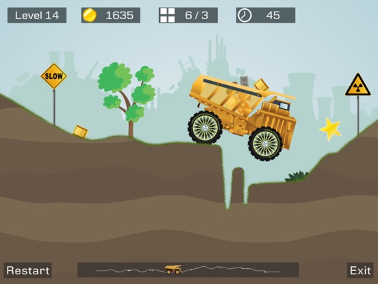 Screenshot #6 pour Big Truck Lite -Mine Express