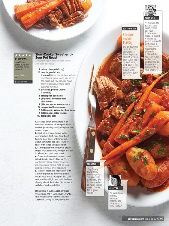 Allrecipes Magazine screenshot-3