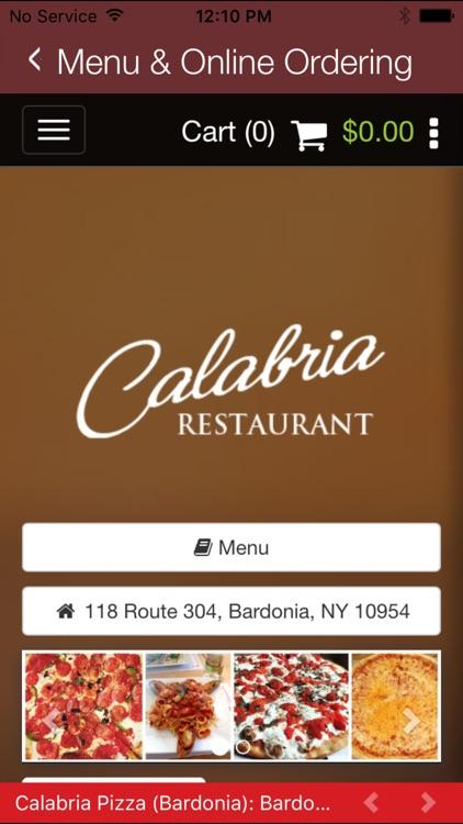 Calabria Restaurant screenshot-4